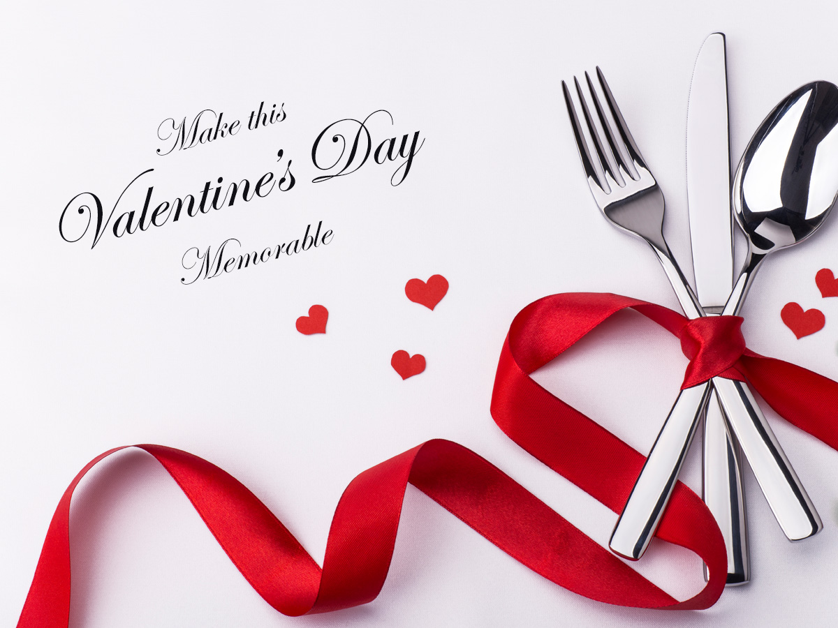 Make Valentine's Day special with a gift from Atlanta Personal Chef Service